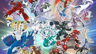 2018 ist das Jahr der Legendären Pokémon!