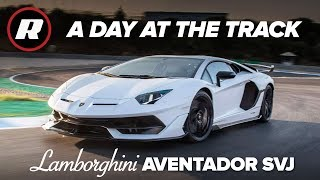 Lamborghini's Aventador SVJ blows our minds on the racetrack | Review