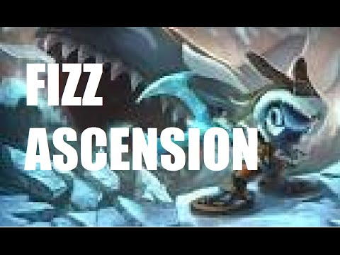 League of Legends - Ascension Fizz- Full Game With HuskyMUDKIPZ