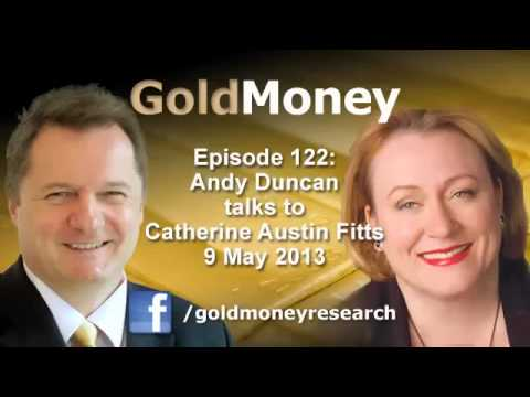 Catherine Austin Fitts on precious metals, digital currencies and globalised central planning