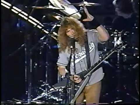 Megadeth - Symphony Of Destruction (Live In South Korea 2001)