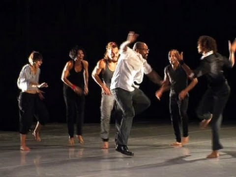 New York choreographer collaborates with Cuban dan…