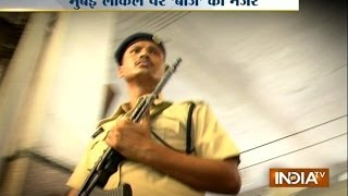 Mumbai churchgate railway station gets special 'Eagle' squad