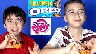 Kids Candy Review: Halloween Oreo, My Little Pony Candy Pops and More