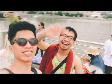 Tricity: Singapore, Malaysia, and Indonesia Travel Tour 2016