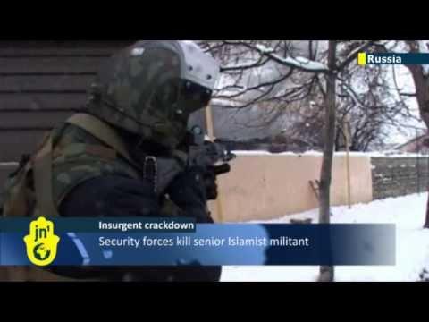 Russia Kills Islamist Terror Leader: Troops kill top Dagestan terrorist ahead of Sochi Olympics