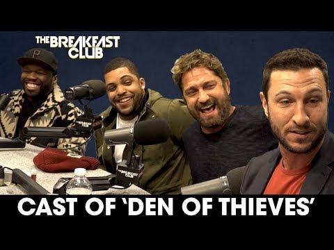 Cover Lagu 50 Cent, Gerard Butler, O'Shea Jackson Jr. + Pablo Schreiber Tear Up The Breakfast Club