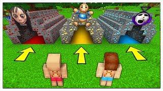 NON ENTRARE NELLA GROTTA SBAGLIATA! - Minecraft ITA