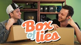 BOX OF LIES!