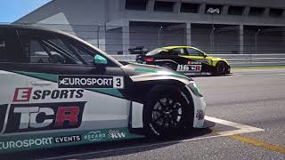 Highlights eSports WTCR OSCARO Launch Event at Nurburgring Nordschleife