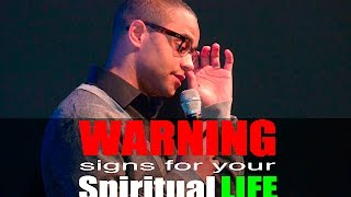 2015 04 18 - YOUTH RIOT - SAT AM - Warning Signs for Your Spiritual Life