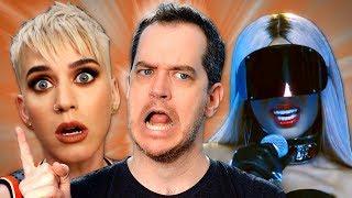 "Katy Perry ""Swish Swish"" ft. Nicki Minaj SONG RANTS!"