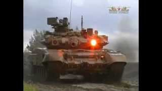 Основной боевой танк Т-90 (MBT T-90)