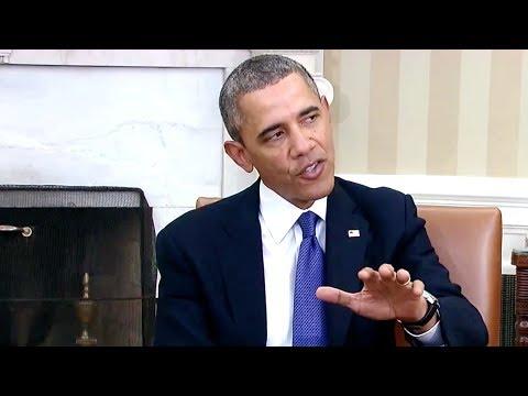 Obama: Russia's