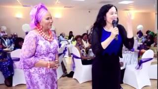 Pastor Anita Oyakhilome Pops Expensive Skin-Lightening Pills & Smears On Skin-Lightening Cream?