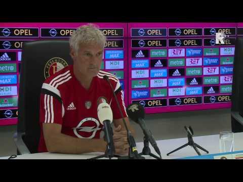 Fred Rutten over de Champions League-loting