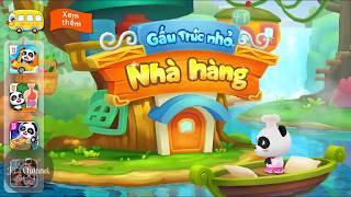 Little Panda Restaurant #2   Baby Panda   Jet's Channel