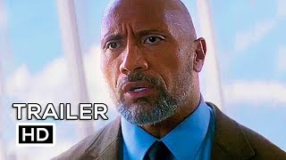 SKYSCRAPER Official Trailer Teaser (2018) Dwayne Johnson Action Movie HD