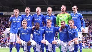 The night St. Johnstone knocked out Rosenborg