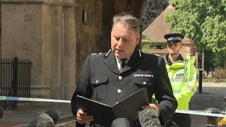 video: New questions over early release of offenders after Reading stabbing terror attack