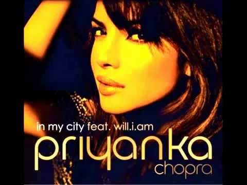 Priyanka Chopra - In My City - 1st Single - Full Song - With Will.i.am video