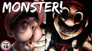 Top 10 Scary Mario Fan Theories