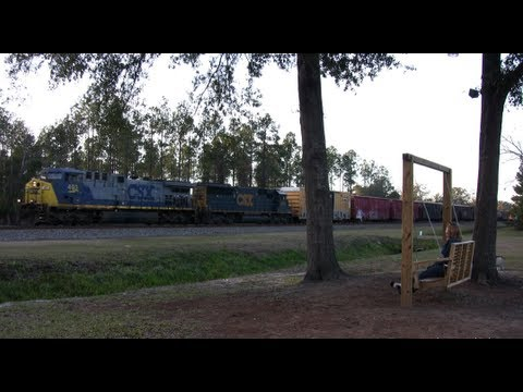 Trains Folkston Georgia