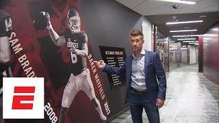 Marty Smith's exclusive tour of Oklahoma's football facilities | ESPN