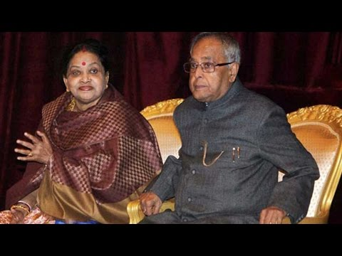 Suvra Mukherjee, Pranab Mukherjee's wife passes away