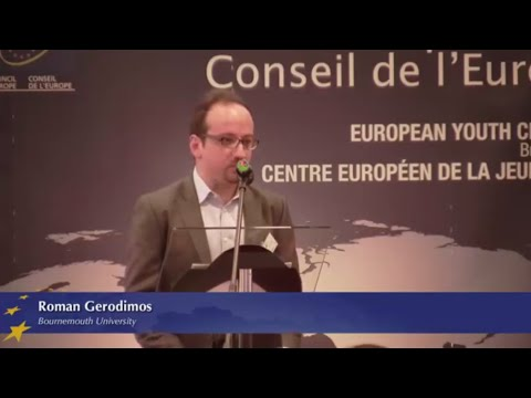 Keynote Speech: Youth Participation in a Digitalised World