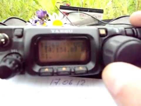 R4NX. THE INTERNATIONAL QRP DAY.avi