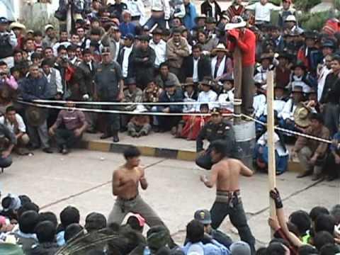 TAKANAKUY HUAYLIA 2008 -   ANTABAMBA  -  HUAQUIRCA - APURIMAC