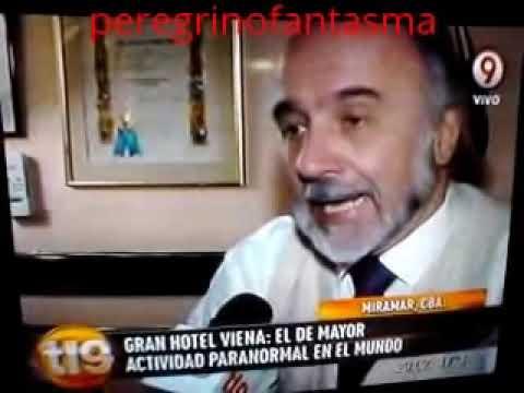 FILMAN FANTASMAS EN EL HOTEL DE MAYOR ACTIVIDAD PARANORMAL DEL MUNDO