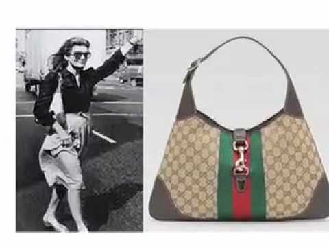 Jackie O Gucci Shoulder Bag 21