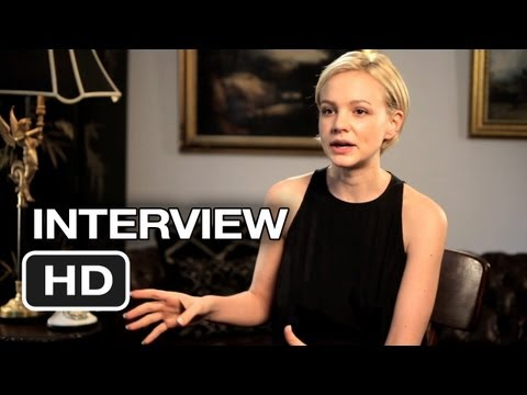 The Great Gatsby Interview - Carey Mulligan (2013) - Leonardo DiCaprio Movie HD