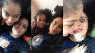 Kehlani | Instagram Live Stream | 18 September 2017