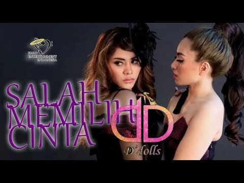 Unduh Lagu D'DOLLS - SALAH MEMILIH CINTA - Behind The Scenes Photo Session Video MP3 Free