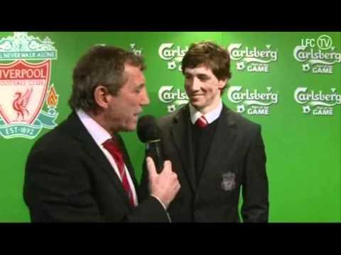 Fernando Torres interview english