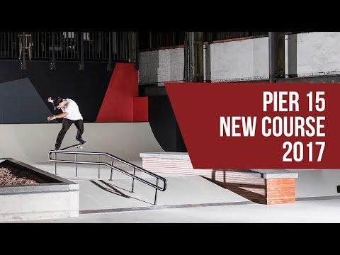 Pier 15 Skatepark Rebuild (Douwe Macare, Bert Roeterdink, Dennie Wagner)