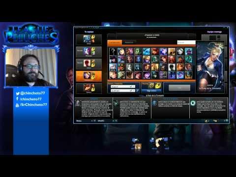 QuadraStream League of Legends DIRECTO 27 nov 14