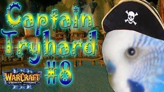 Warcraft 3 - Captain TryHard #8 (4v4 RT #28)
