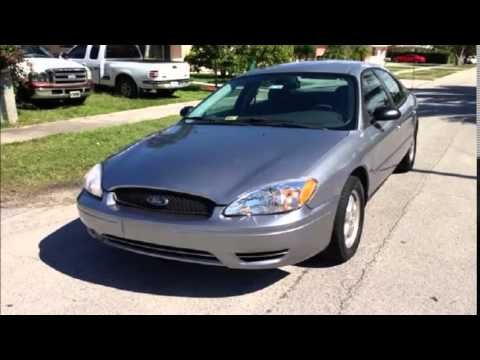 Mobile Mechanic Tips 21: 2006 Ford Taurus Won't Start Diagnose Test