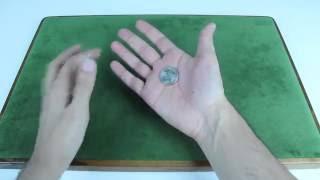 Coin Trick Tutorial - Make A Coin Appear Out of Thin Air [HD]