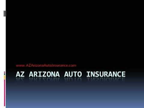 AZ Arizona Auto Insurance
