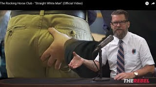 "Gavin McInnes: ""Straight White Man"" song ""shows how retarded liberals are"""