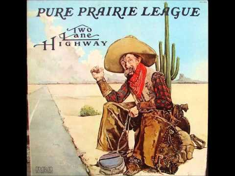 Pure Prairie League - Kentucky Moonshine