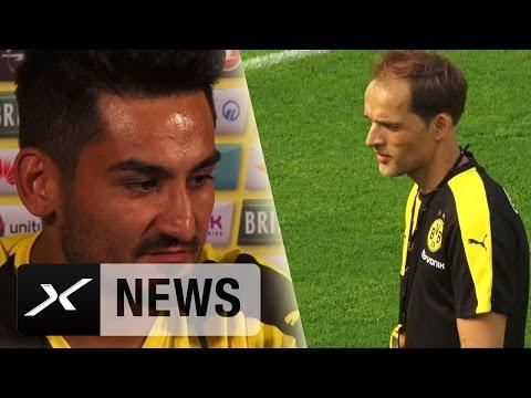 Ilkay Gündogan: Das macht Thomas Tuchel anders als Jürgen Klopp | Borussia Dortmund