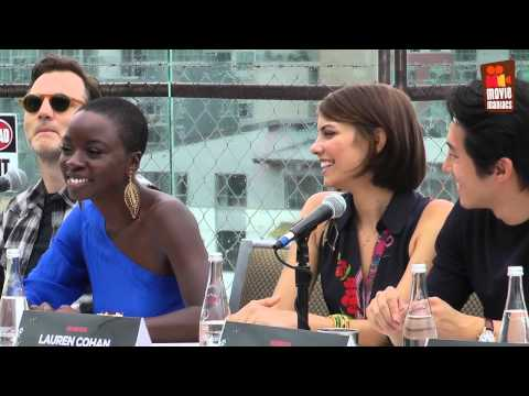 The Walking Dead | Comic-Con press conference