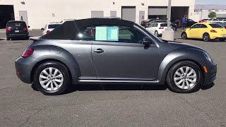 2017 Volkswagen Beetle Palm Springs, Palm Desert, Cathedral City, Coachella Valley, Indio, CA 807546