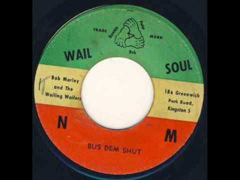Bob Marley and The Wailers - Bus Dem Shut.wmv